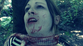Gaunt Woman in Another Film in the Woods. Photo: Daniel Naylor.